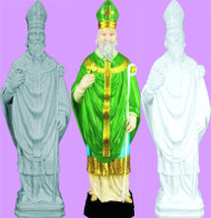 ST. PATRICK OUTDOOR STATUE 24""