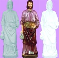 ST. JOSEPH THE WORKER OUTDOOR STATUE 24""