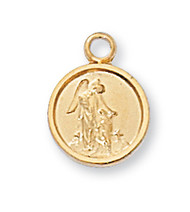 GUARDIAN ANGEL MEDAL J107