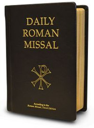 Daily Roman Missal (Black Leather)