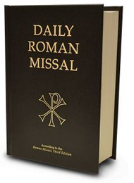 Daily Roman Missal (Black Hardcover)