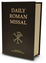 Daily Roman Missal (Black Hardcover)