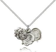 Rosebud Miraculous Medal 0202-bliss