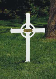 Celtic Memorial Cross K4056
