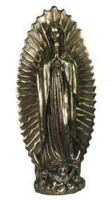 Our Lady of Guadalupe Statue, large 27""