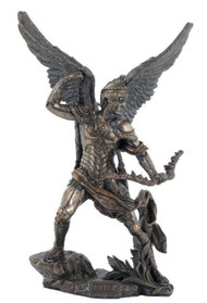 Archangel Uriel Bronze Statue (indoor/outdoor)