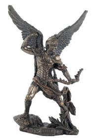 Archangel Uriel Bronze Statue (indoor/outdoor)