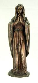 Adoring Virgin Statue