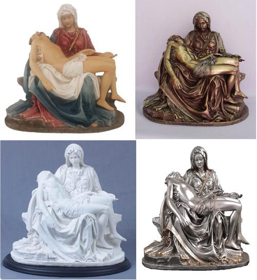 Michelangelo's Pieta Statue