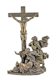 Crucifixion Masterpiece Statue
