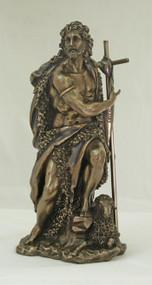 St. John the Baptist Statue