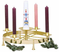Advent Wreath 604