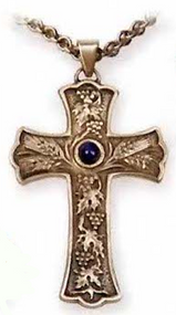 Bishop Pectoral Cross 917