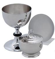 Stainless Steel Ciborium, Paten & Cup (sold separately)
