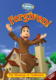 "Brother Francis ""Forgiven!"" DVD"