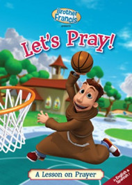 "Brother Francis ""Let's Pray!"" DVD"
