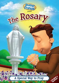 "Brother Francis ""The Rosary"" DVD"