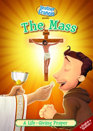 "Brother Francis ""The Mass"" DVD"