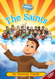 "Brother Francis ""The Saints"" DVD"