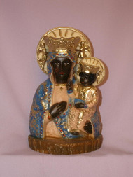 Our Lady of Czestochowa Statue - Made in Italy