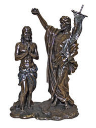 Baptism of Christ Statue 76193