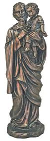 St. Joseph and Child Statue