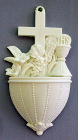 First Holy Communion Font - Made in Italy