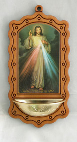 Divine Mercy Holy Water Font