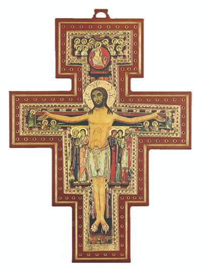 San Damian Cross