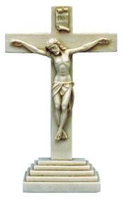 Standing Crucifix ET-20-SA