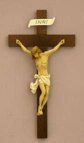 Baroque Style Crucifix