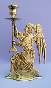 Angel Candle Holder - Made in Italy