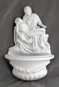 Pieta Holy Water Font