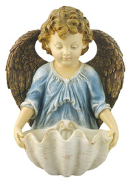 Angel Holy Water Font 75762-C