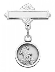 BABY GUARDIAN ANGEL PIN 422L