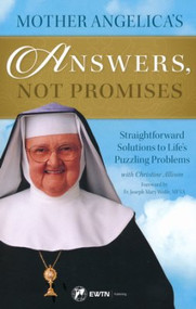 Answers, Not Problems