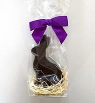 Chocolate Bunny - Dark