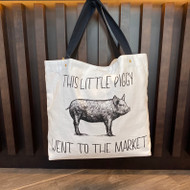 Piggy Market Bag