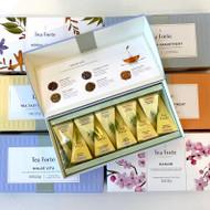 Pyramid Tea Bags - 10 Piece Presentation Box