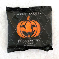 Jack O'Lantern Cookie