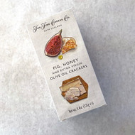 Fig & Honey Crackers