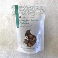 Chocolate Sea Salt Cashews