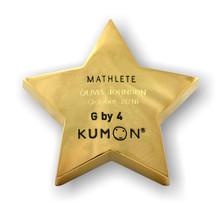 G by 4 Math Star