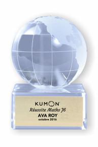 J by 6 Math Award (French)