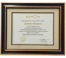 Kumon Canada (French) Diploma