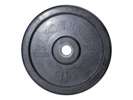 MA1 Club Bumper Plates Black 35lb (Pair)