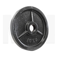 MA1 Olympic Hammertone Plate (Pair) - 10kg (Disc)