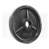 MA1 Olympic Hammertone Plate (Pair) - 10kg (Disc)