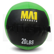 MA1 20lb Wall Ball - Green