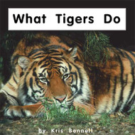What Tigers Do - Level A/1